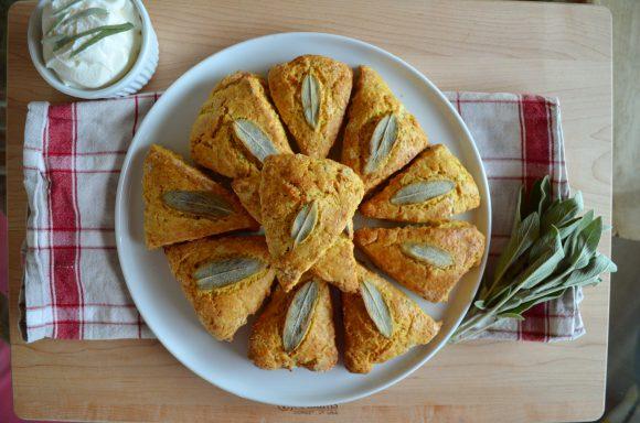 butternut-scones